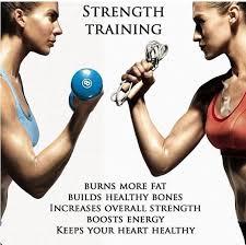 Strength Training (benefits)
